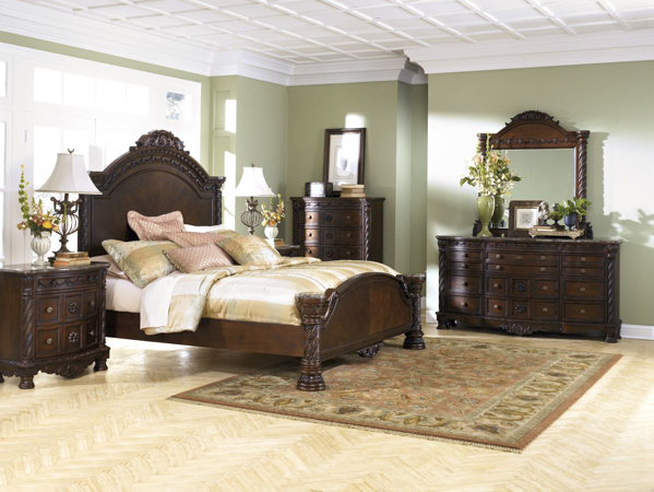 Picture of North Shore 6-Piece Panel Bedroom Set