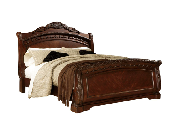 Picture of North Shore Sleigh Bed