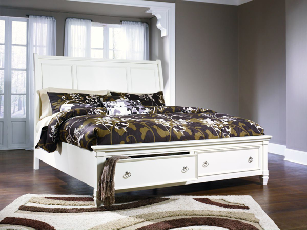 Picture of Prentice Storage Bed