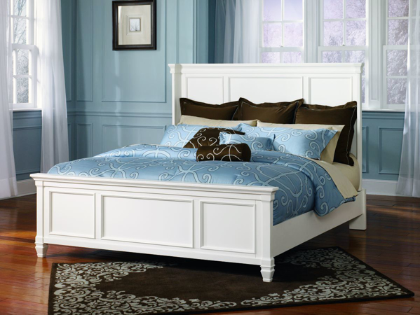 Picture of Prentice Panel Bed