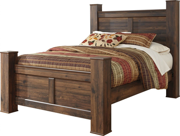 Picture of Quinden Poster Bed