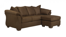 Picture of Darcy Cafe Sofa Chaise