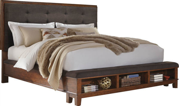 Picture of Ralene Upholstered Bed