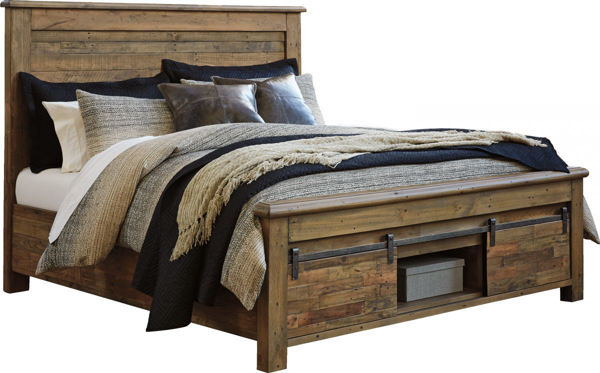 Picture of Sommerford Storage Bed
