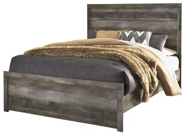 Picture of Wynnlow Panel Bed