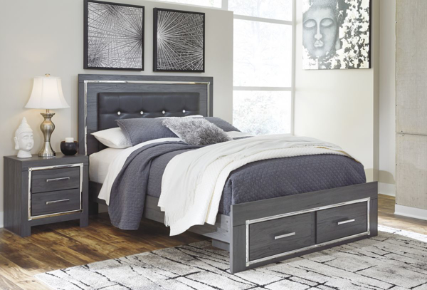 Picture of Lodanna Storage Bed