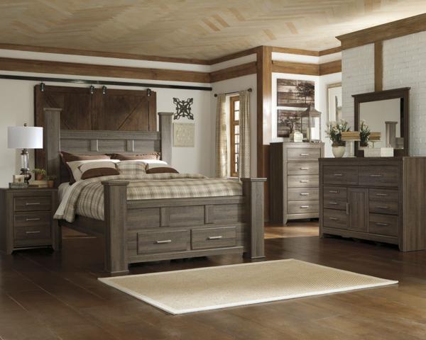 Picture of Juararo 6 Piece Storage Bedroom Set