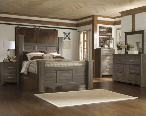 Picture of Juararo 6 Piece Poster Bedroom Set