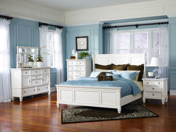Picture of Prentice 6 Piece Panel Bedroom Set