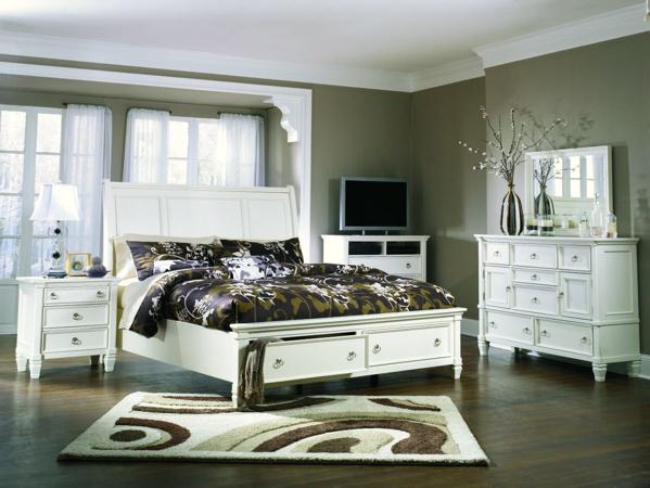 Picture of Prentice 6 Piece Storage Bedroom Set