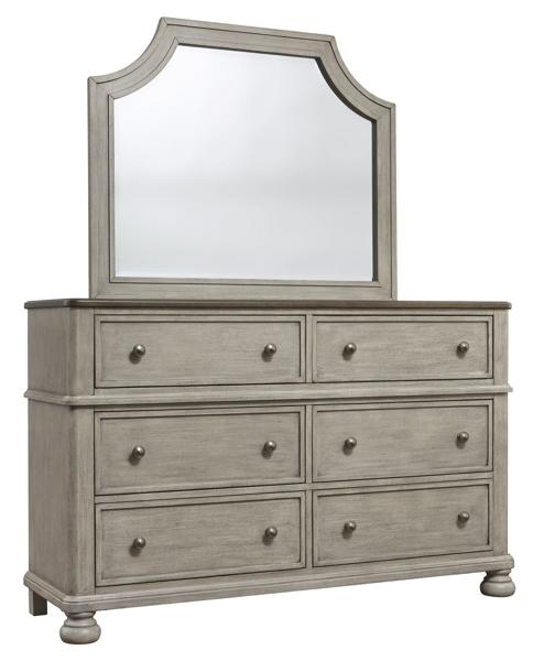 Picture of Falkhurst Dresser & Mirror