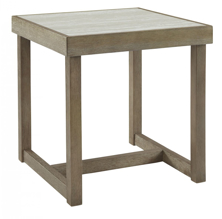 Picture of Challene Square End Table