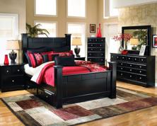 Picture of Shay 6 Piece Storage Bedroom Set