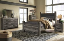 Picture of Wynnlow 6 Piece Poster Bedroom Set