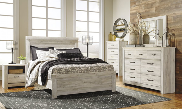 Picture of Bellaby 6 Piece Panel Bedroom Set