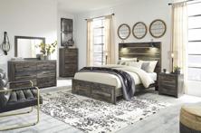 Picture of Drystan 6 Piece Storage Bedroom Set