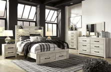 Picture of Cambeck 6 Piece Storage Bedroom Set