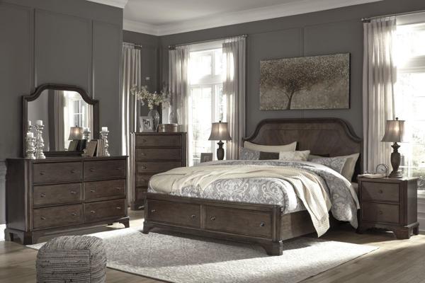 Picture of Adinton 6 Piece Storage Bedroom Set