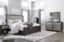 Picture of Maretto 6 Piece Panel Bedroom Set