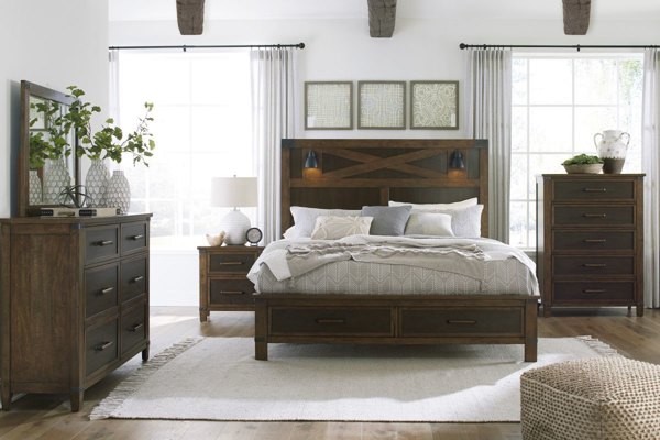 Picture of Wyattfield 6 Piece  Storage Bedroom Set
