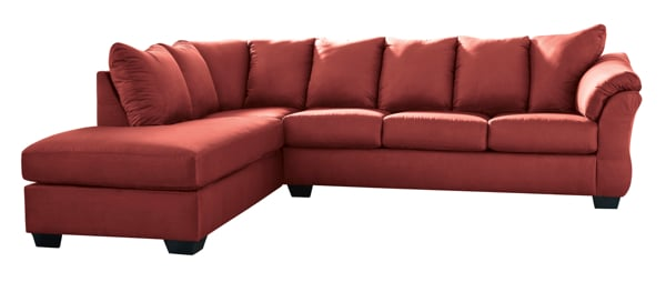 Picture of Darcy Salsa 2-Piece Left Arm Facing Sectional