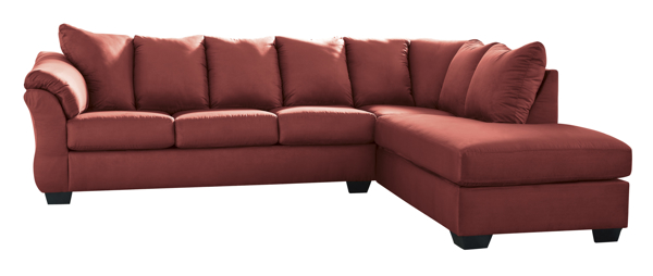 Picture of Darcy Salsa 2-Piece Right Arm Facing Sectional