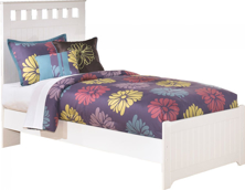 Picture of Lulu Youth Panel Bed
