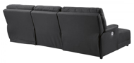Picture of Henefer 3-Piece Left Arm Facing Power Sectional