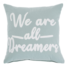 Picture of Dreamers Accent Pillow