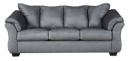 Picture of Darcy Steel Full Sofa Sleeper