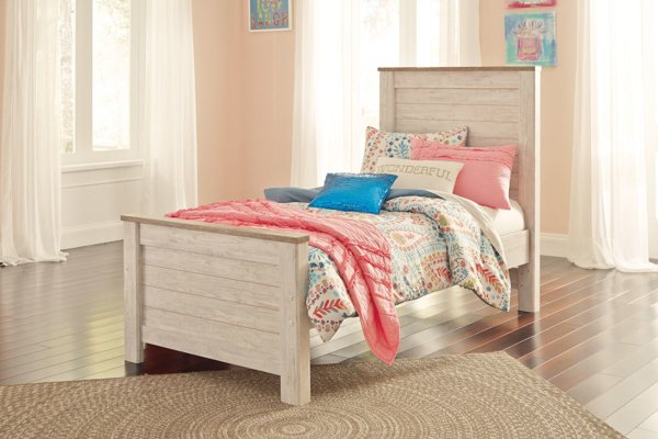 Picture of Willowton Youth Panel Bed