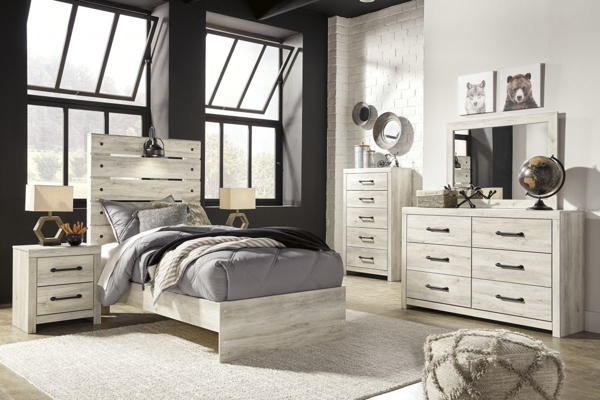 Picture of Cambeck 6-Piece Youth Panel Bedroom Set