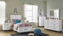 Picture of Brynburg 6-Piece Youth Storage Bedroom Set