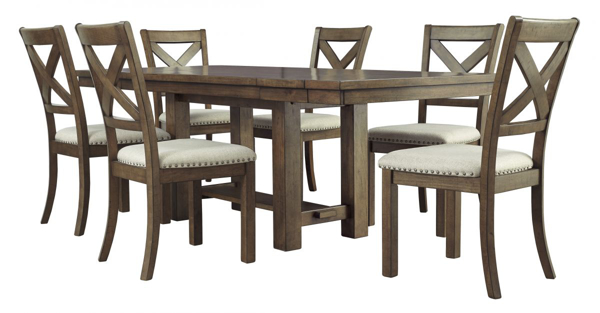 Picture of Moriville 7-Piece Dining Room Set