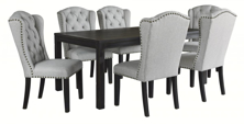 Picture of Jeanette 7-Piece Dining Room Set