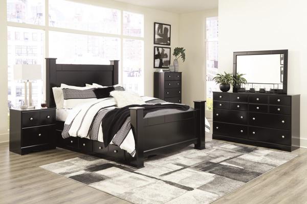 Picture of Mirlotown 6-Piece Storage Bedroom Set