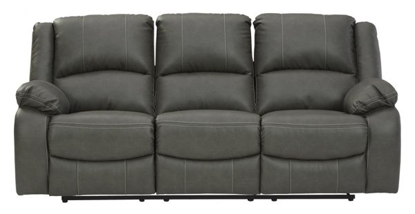 Picture of Calderwell Gray Reclining Sofa