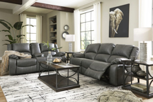 Picture of Calderwell Gray 2-Piece Power Living Room Set