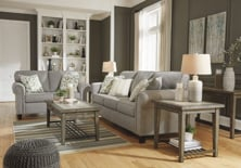 Picture of Alandari Gray 2-Piece Living Room Set