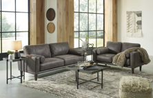 Picture of Arroyo Smoke 2-Piece Living Room Set