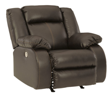 Picture of Denoron Chocolate Power Recliner