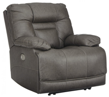 Picture of Wurstrow Smoke Power Recliner