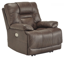 Picture of Wurstrow Umber Power Recliner