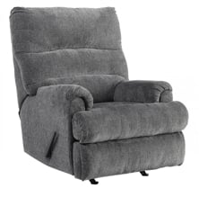 Picture of Man Fort Graphite Recliner