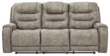 Picture of Yacolt Fog Power Reclining Sofa